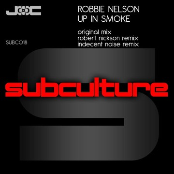 Robbie Nelson - Up In Smoke