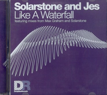 Solarstone feat. Jes - Like a Waterfall