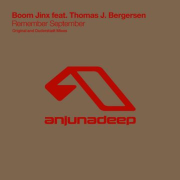 Boom Jinx Feat. Thomas J. Bergersen - Remember September