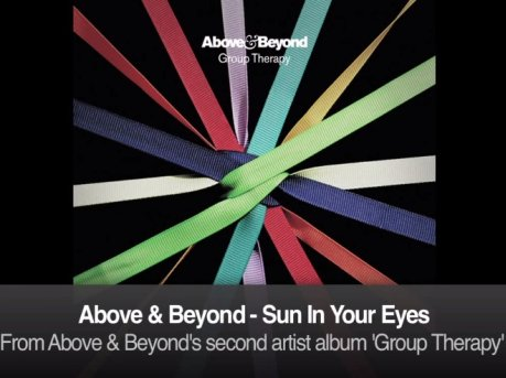 Above & Beyond - Sun In Your Eyes