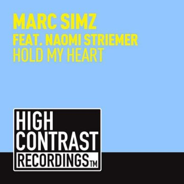 Marc Simz Feat. Naomi Striemer - Hold My Heart