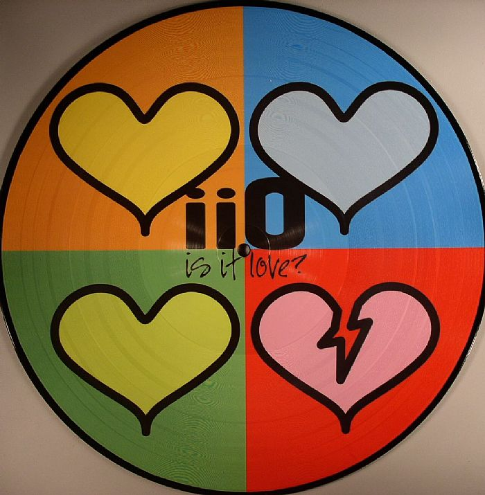 Iio - Is It Love